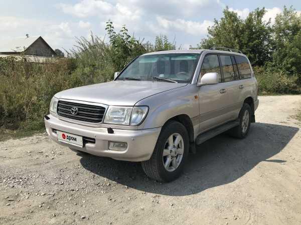 Toyota Land Cruiser, 1999 год, 650 000 руб.