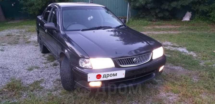 Nissan Sunny, 2001 год, 101 000 руб.
