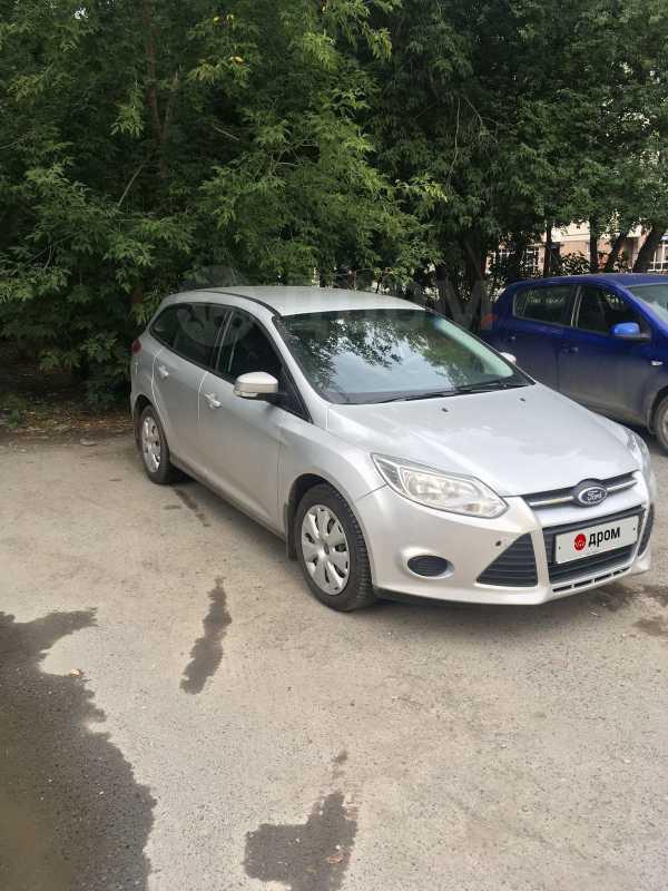 Ford Focus, 2015 год, 449 000 руб.