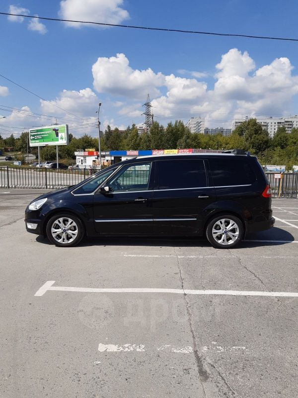 Ford Galaxy, 2013 год, 800 000 руб.
