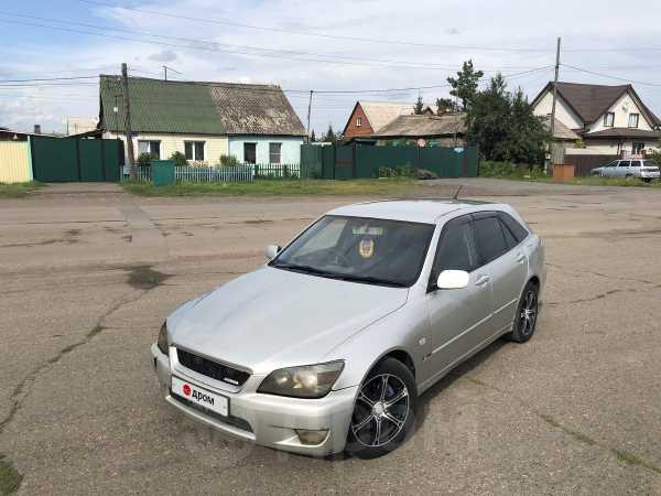 Toyota Altezza, 2001 год, 300 000 руб.