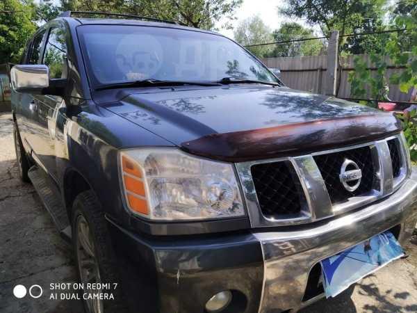 Nissan Armada, 2004 год, 720 000 руб.