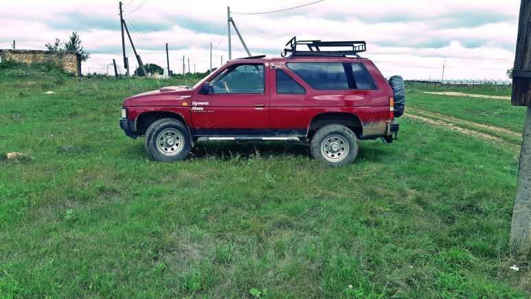 Nissan Terrano, 1988 год, 160 000 руб.