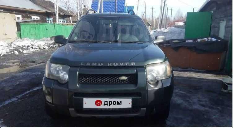 Land Rover Freelander, 2003 год, 380 000 руб.