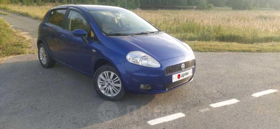 Fiat Punto, 2007 год, 160 000 руб.