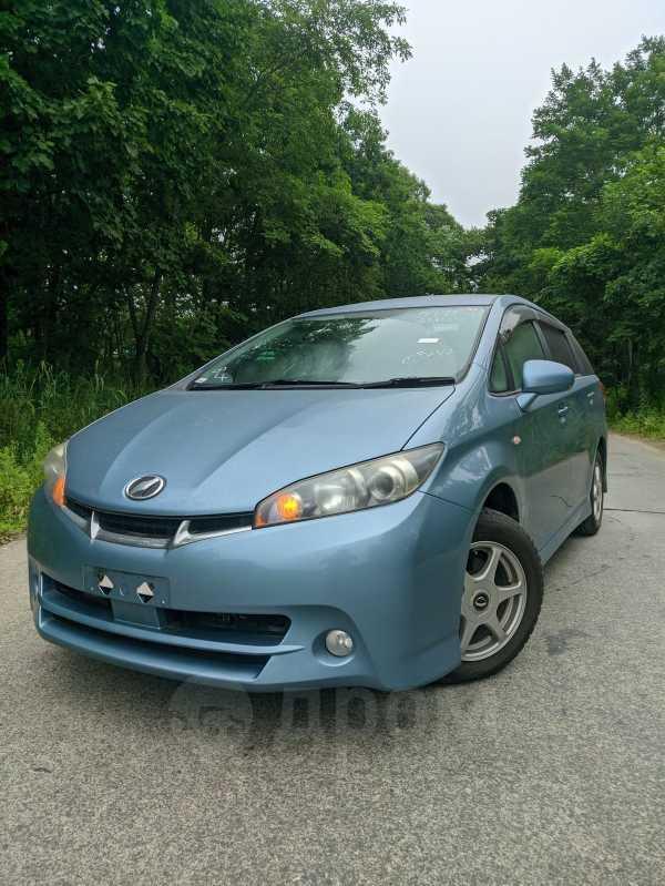 Toyota Wish, 2009 год, 750 000 руб.