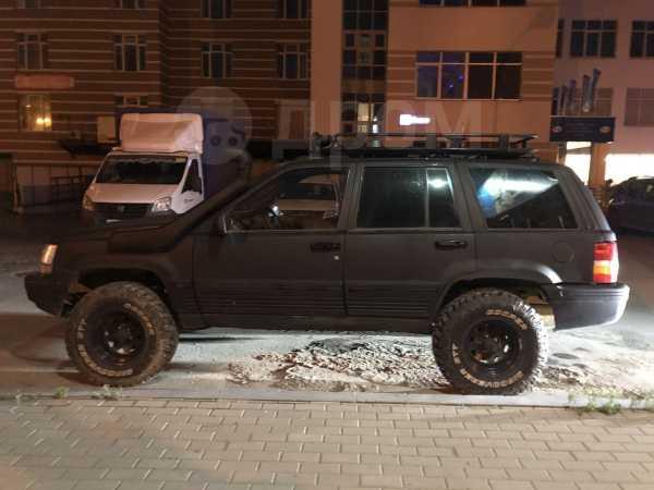 Jeep Grand Cherokee, 1994 год, 230 000 руб.