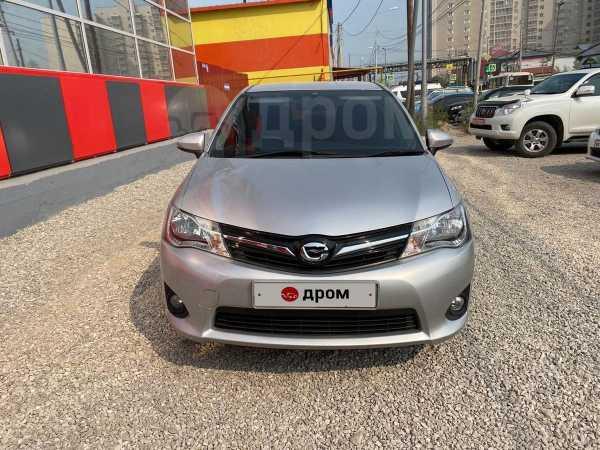 Toyota Corolla Fielder, 2014 год, 630 000 руб.