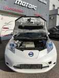 Nissan Leaf, 2014 год, 620 000 руб.