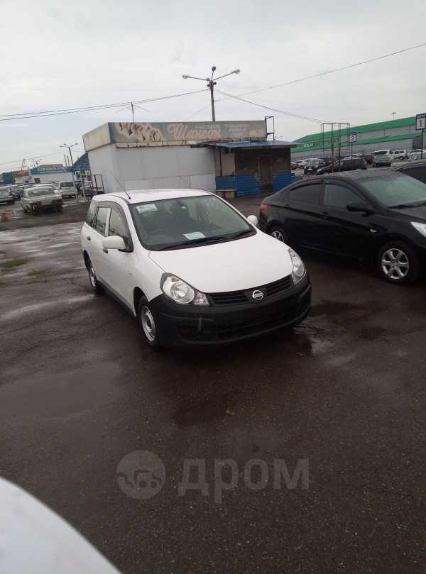 Nissan AD, 2016 год, 514 000 руб.