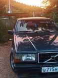 Volvo 740, 1989 год, 90 000 руб.