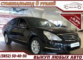 Барнаул Nissan Teana 2011