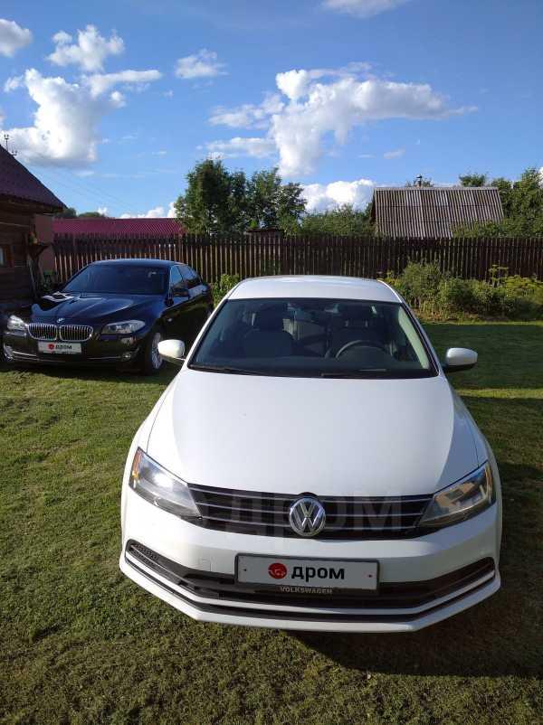 Volkswagen Jetta, 2017 год, 925 000 руб.