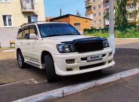 Братск Land Cruiser 2002