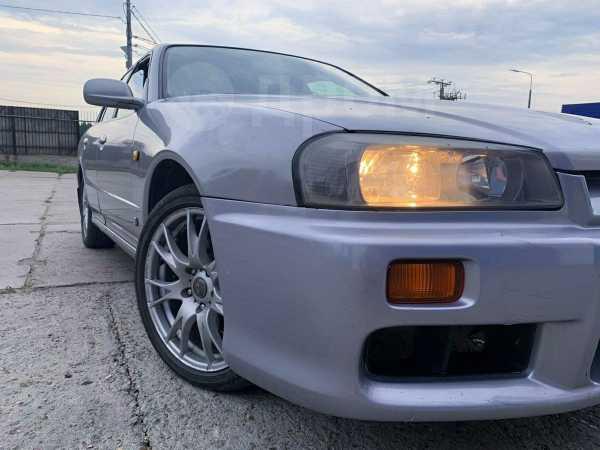 Nissan Skyline, 1998 год, 215 000 руб.