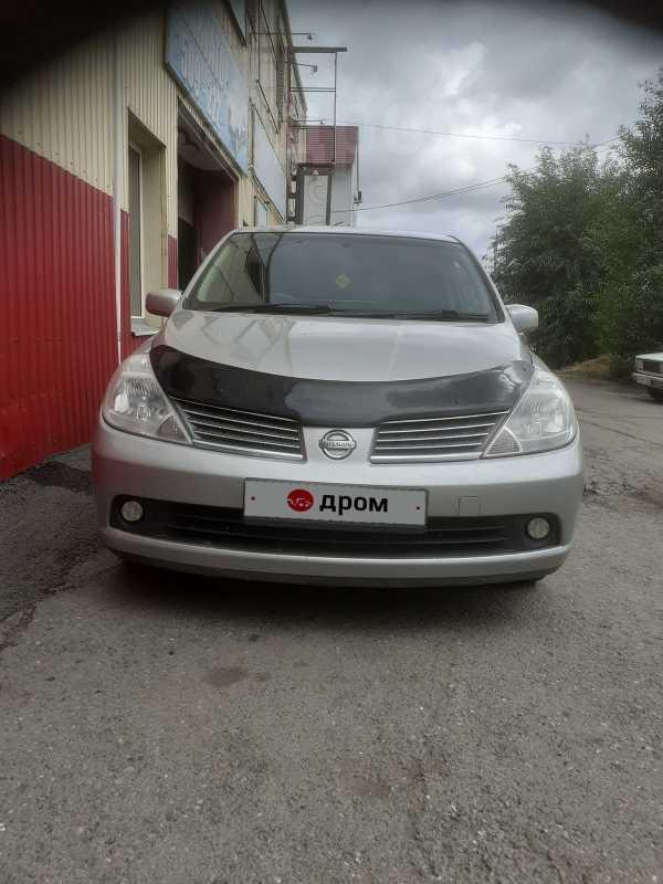 Nissan Tiida Latio, 2005 год, 310 000 руб.