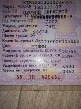 Омск Россия и СНГ 2002
