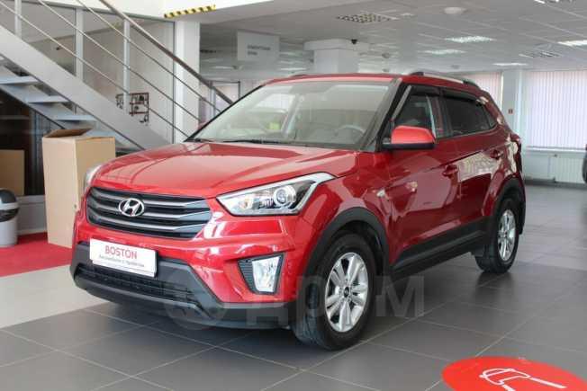 Hyundai Creta, 2017 год, 1 010 000 руб.