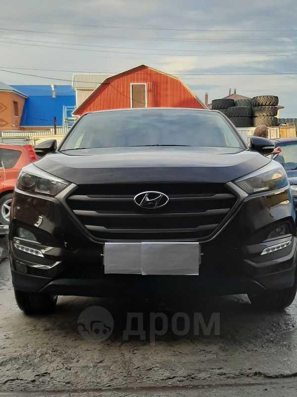 Hyundai Tucson, 2016 год, 1 320 000 руб.