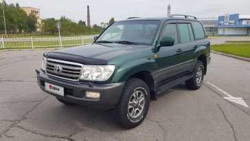 Хабаровск Land Cruiser 2006