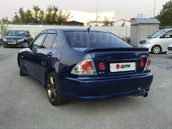 Toyota Altezza, 2000 год, 478 000 руб.