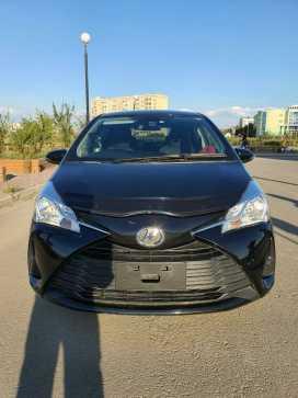 Якутск Toyota Vitz 2017