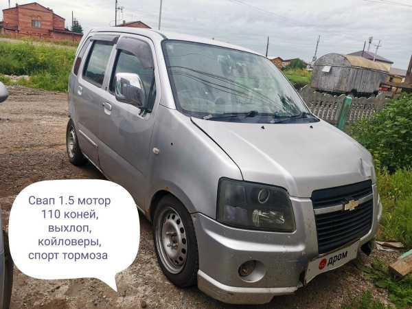 Chevrolet MW, 2001 год, 130 000 руб.