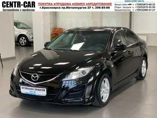 Mazda Mazda6, 2011 год, 609 000 руб.