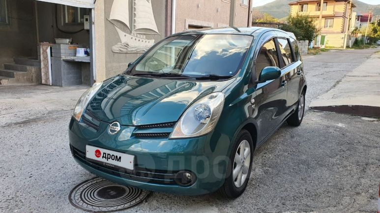 Nissan Note, 2005 год, 338 000 руб.