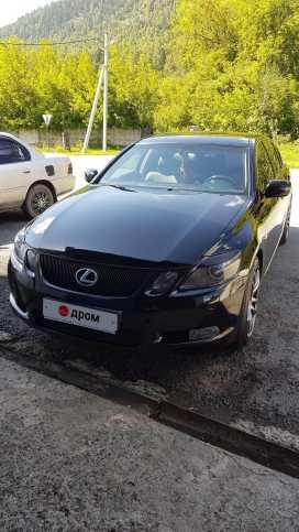 Абаза Lexus GS300 2007