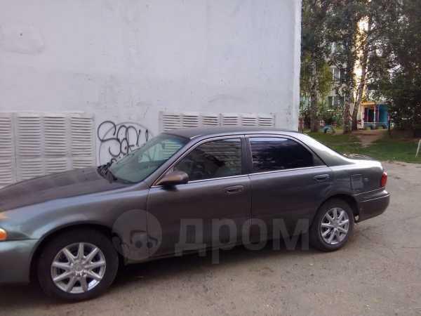 Mazda 626, 2000 год, 125 000 руб.