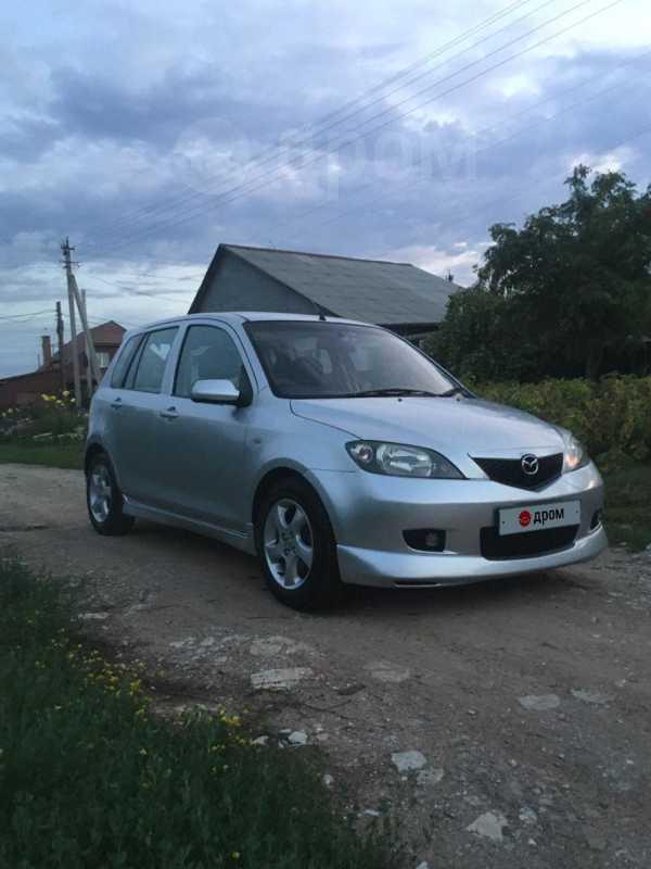 Mazda Mazda2, 2004 год, 260 000 руб.