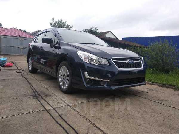 Subaru Impreza, 2016 год, 755 000 руб.