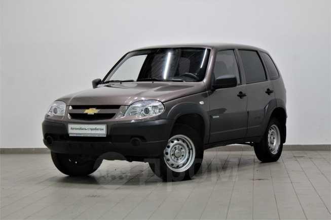 Chevrolet Niva, 2013 год, 345 500 руб.