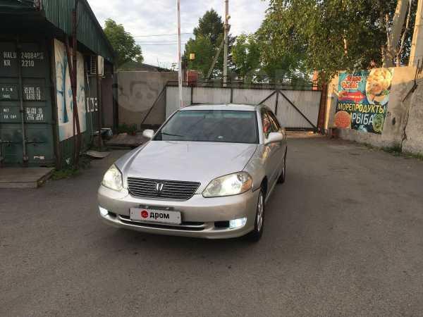 Toyota Mark II, 2002 год, 285 000 руб.