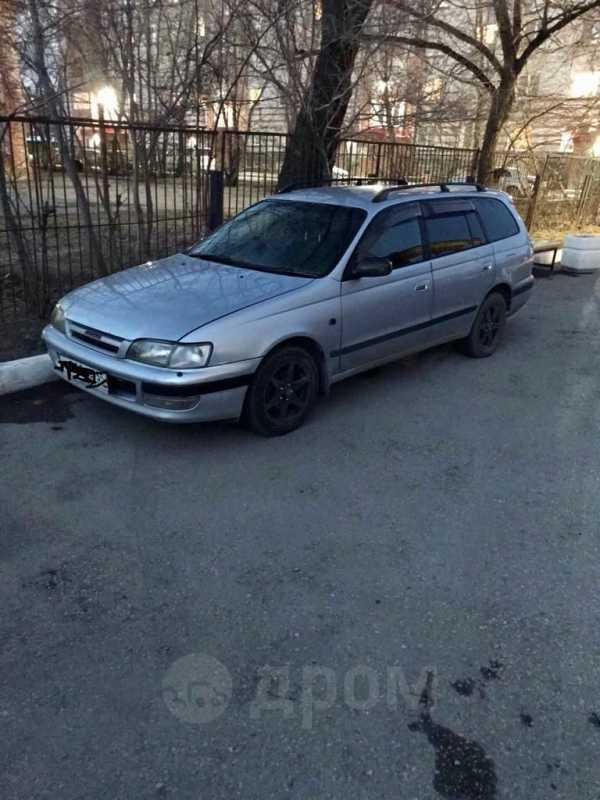 Toyota Caldina, 1997 год, 100 000 руб.