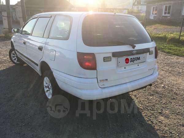 Toyota Caldina, 1998 год, 159 000 руб.