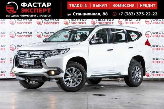 Mitsubishi Pajero Sport, 2019 год, 2 399 000 руб.