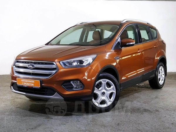 Ford Kuga, 2017 год, 1 064 000 руб.