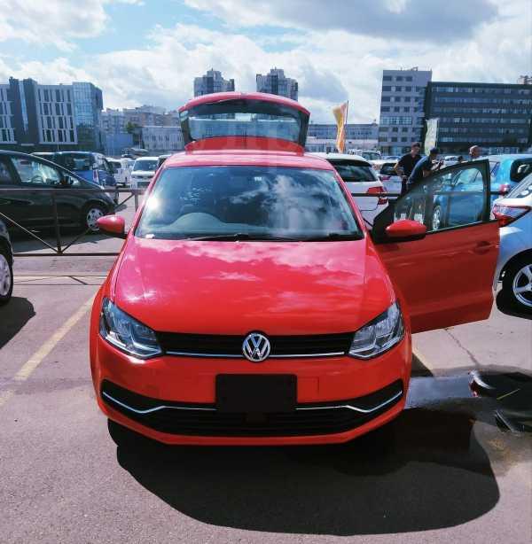 Volkswagen Polo, 2016 год, 690 000 руб.