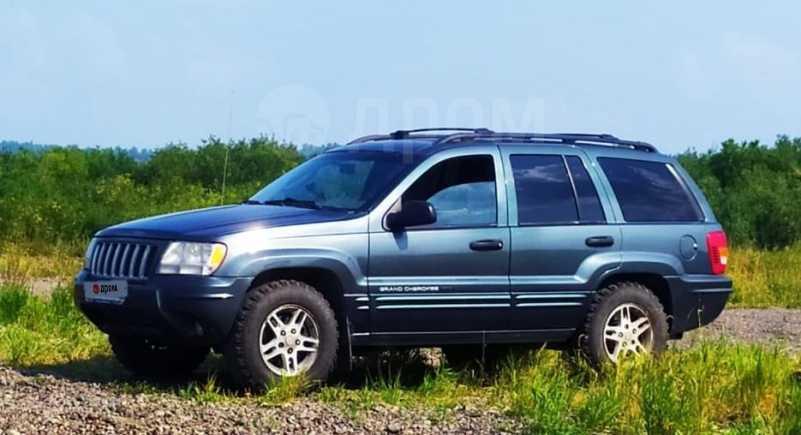 Jeep Grand Cherokee, 2003 год, 500 000 руб.