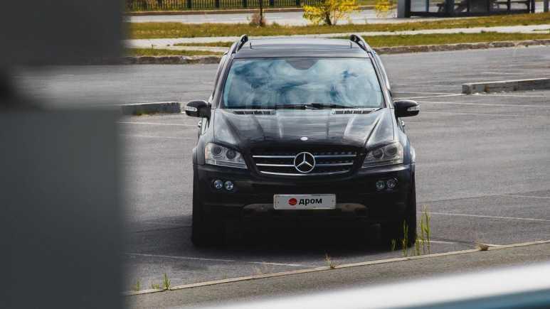 Mercedes-Benz M-Class, 2005 год, 680 000 руб.