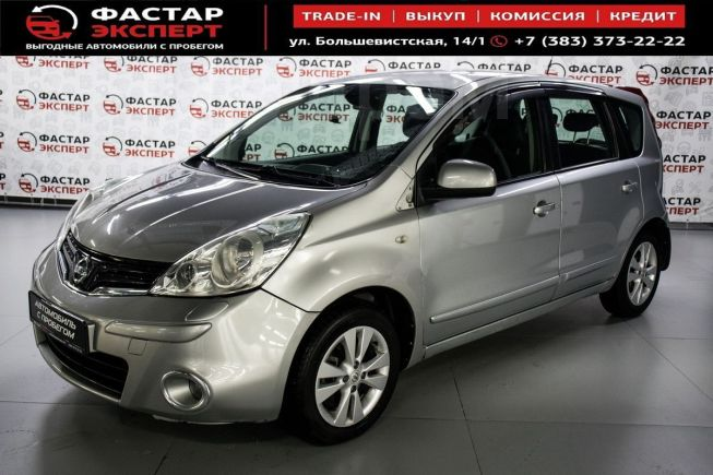 Nissan Note, 2012 год, 475 000 руб.