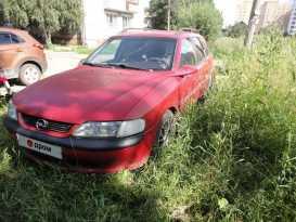 Архангельск Vectra 1998