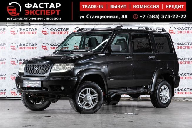 УАЗ Патриот, 2014 год, 429 000 руб.