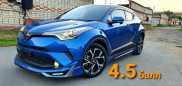 Toyota C-HR, 2017 год, 1 445 000 руб.