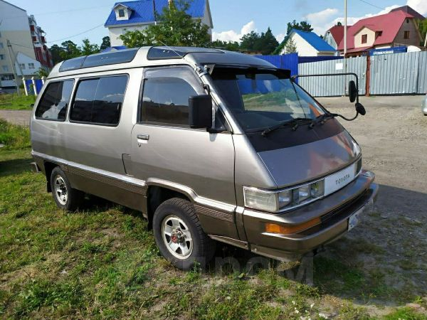 Toyota Master Ace Surf, 1987 год, 155 000 руб.