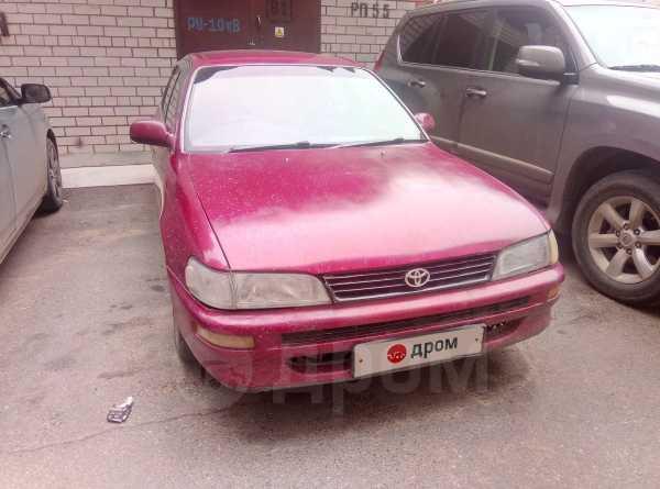 Toyota Corolla, 1993 год, 127 000 руб.
