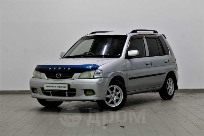 Mazda Demio, 2000 год, 129 500 руб.