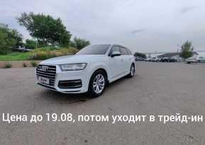 Иркутск Audi Q7 2016